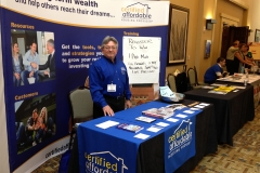 CAHP Booth at EquityTrustConvention2014-03