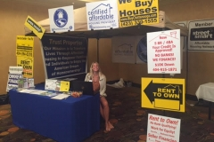 CAHP Tradeshow Booth Setup 002