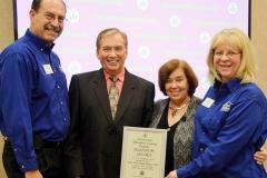 Cynthia & Kevin Shriver GDSandford Platinum Award