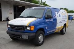 CAHP Van